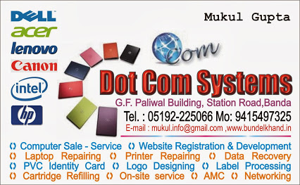 Dot Com Systems Banda