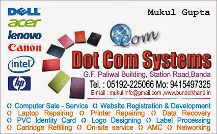 Dot Com Systems Banda