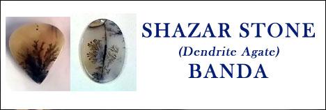 SHAZAR Stone Dendrite Agate Buy Online