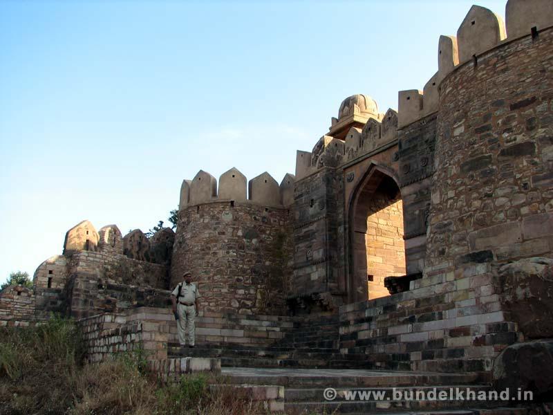 Kalinjar Fort Gate 2