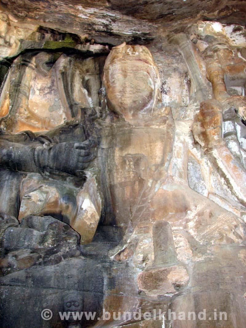 Kalinjar Fort Shiva
